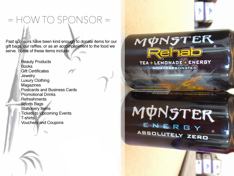 How to Sponsor